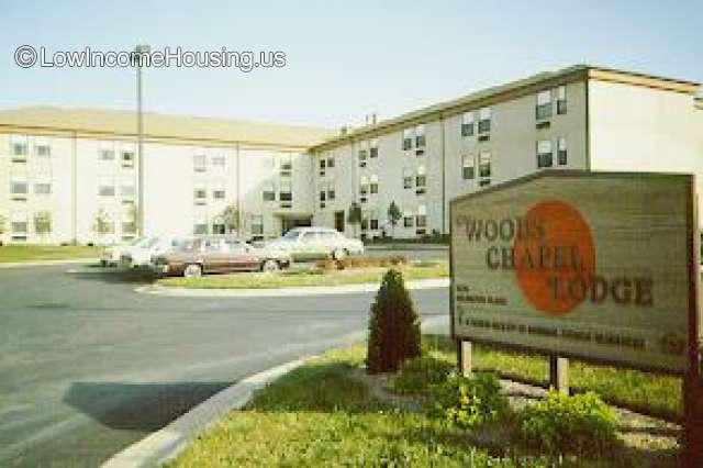 Woods Chapel Lodge - Senior Apartments