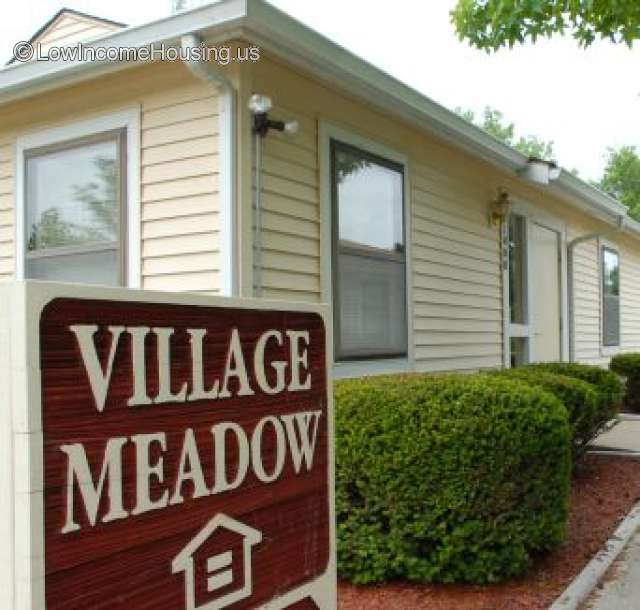 One Bedroom Low Income Apartments: Village Meadow Senior Apartments
