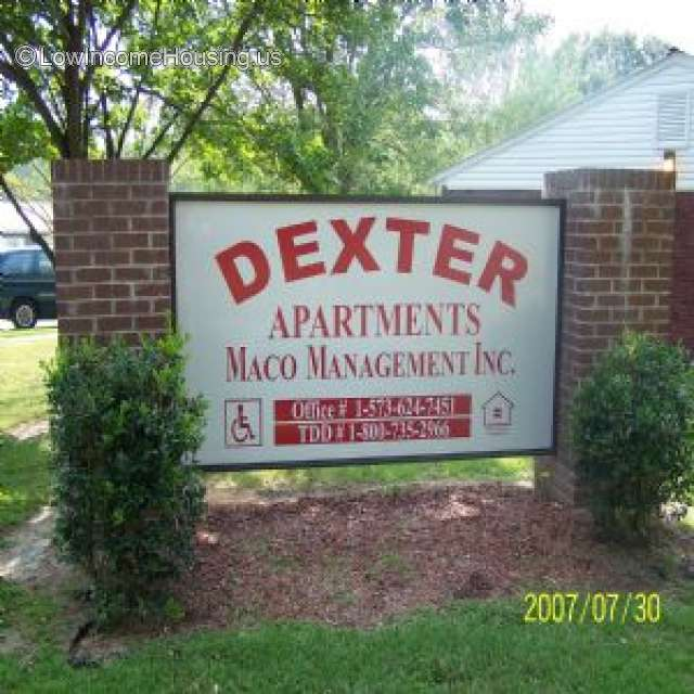 Dexter Apartments I and III