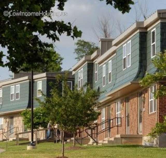 Hawthorne Place Apartments Kansas City