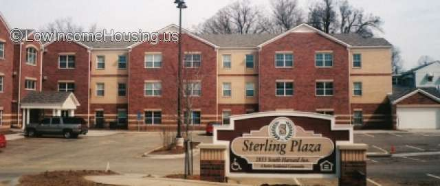 Sterling Plaza Affordable Senior Apartments