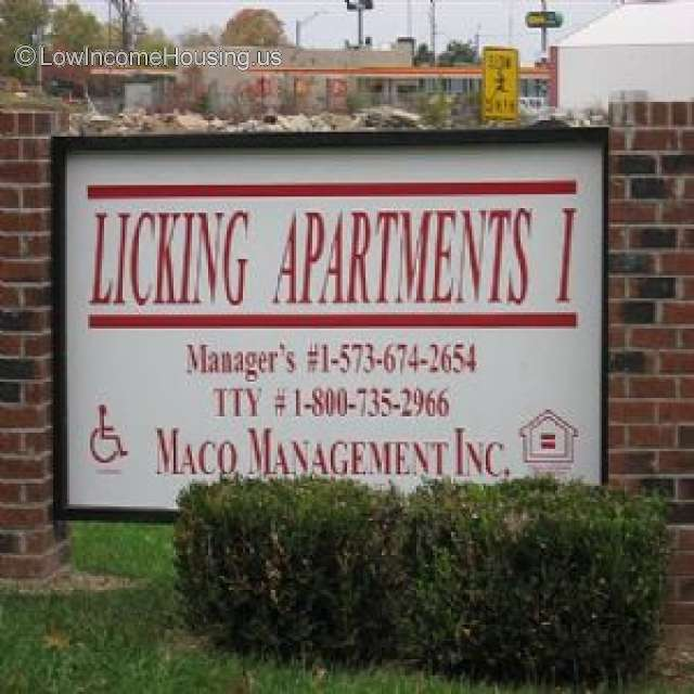 Licking Apartments