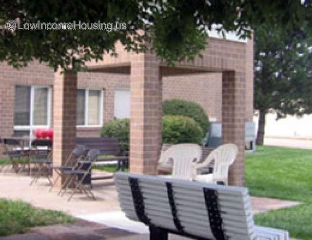 Cimarron Court Apartment for Seniors