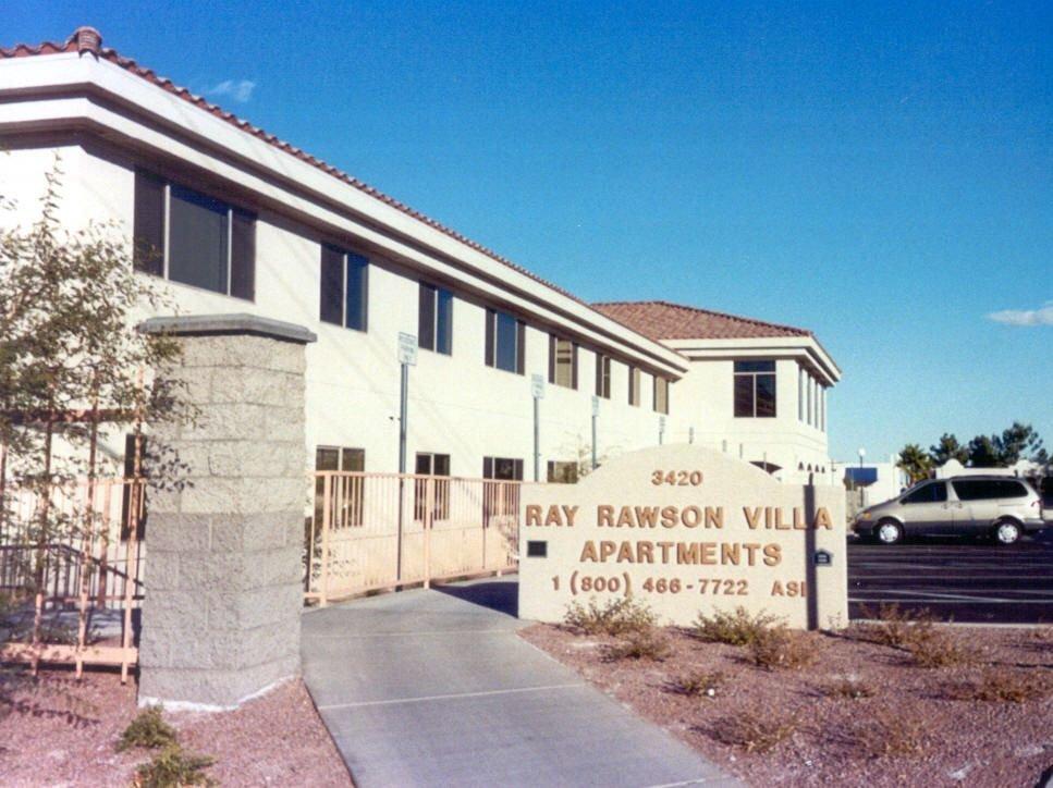 Ray Rawson Villa