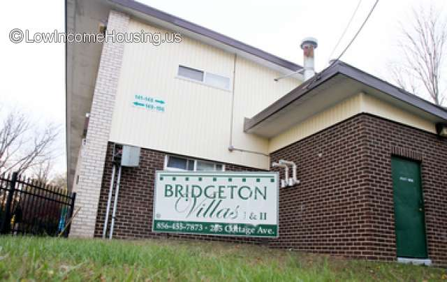 Bridgeton NJ Low Income Housing and Apartments
