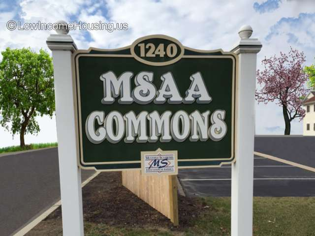 MSAA Commons for the Disabled