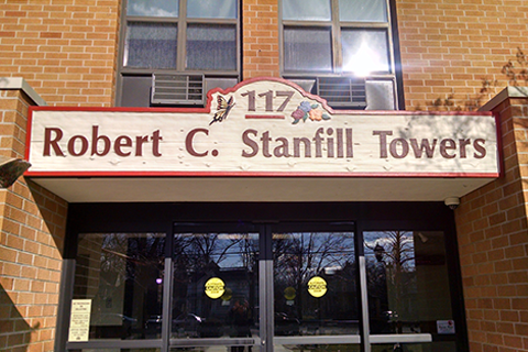 Stanfill Towers (aka Haddon Towers)