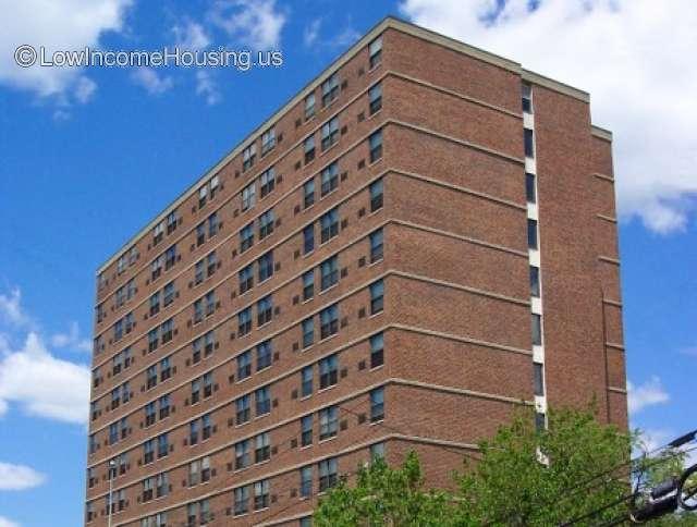 Edward F. Gray Apartments. aka Irvington UAW