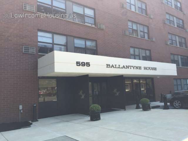 Ballantyne House Senior Apartments