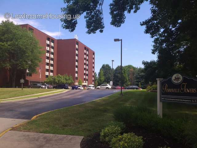 Pennsville Towers Senior Apartments