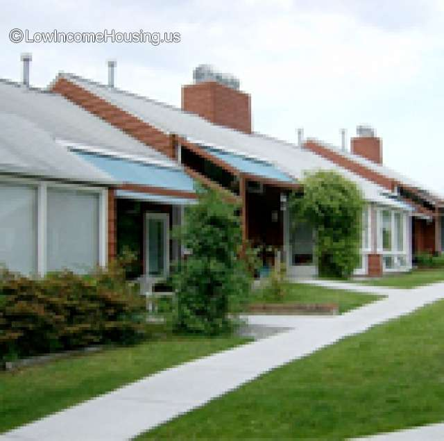 Income Based Apartments Nj: Roosevelt Solar Village Senior Apartments