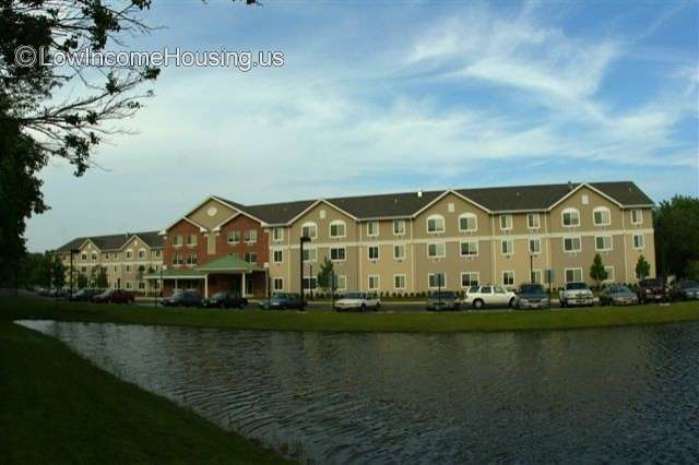 Stafford by the Bay Senior Apartments