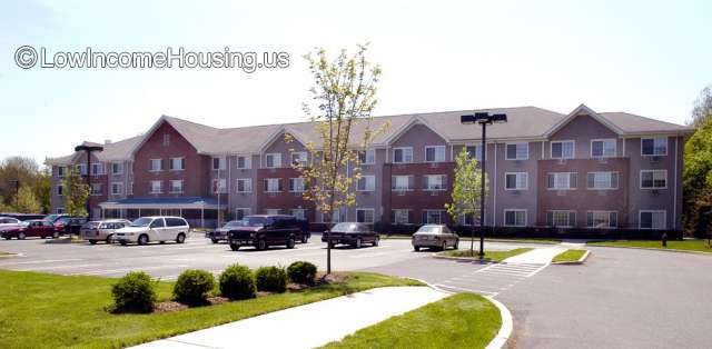 The Gables At West Windsor Senior Apartments