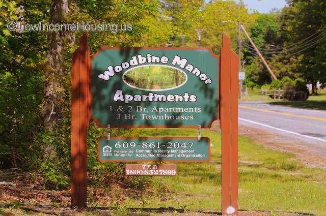 Woodbine Manor Apartments