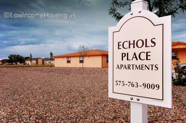 Echols Place Apartments