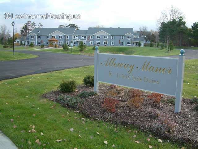 Alloway Manor Apartments