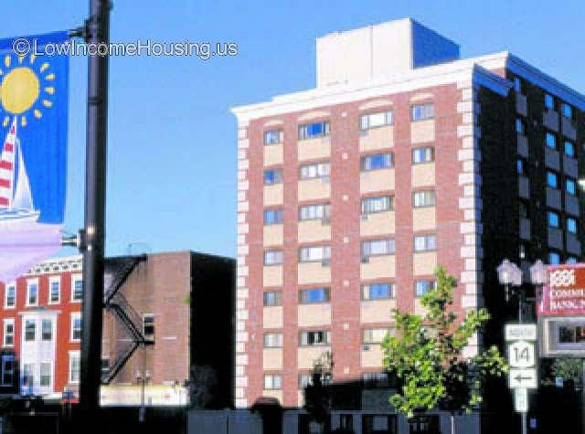 The Seneca Apartments