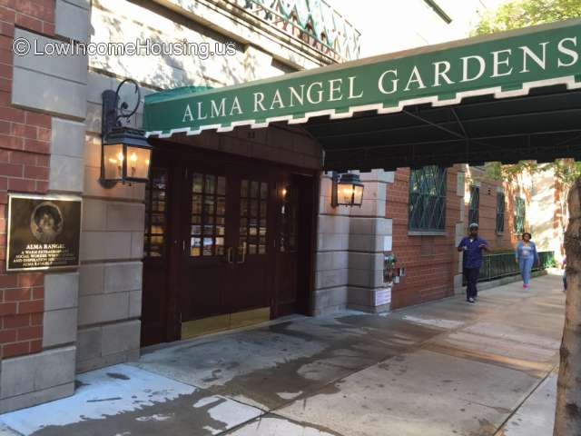 Alma Rangel Gardens Apartments for Seniors