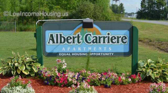 Albert Carriere Apartments