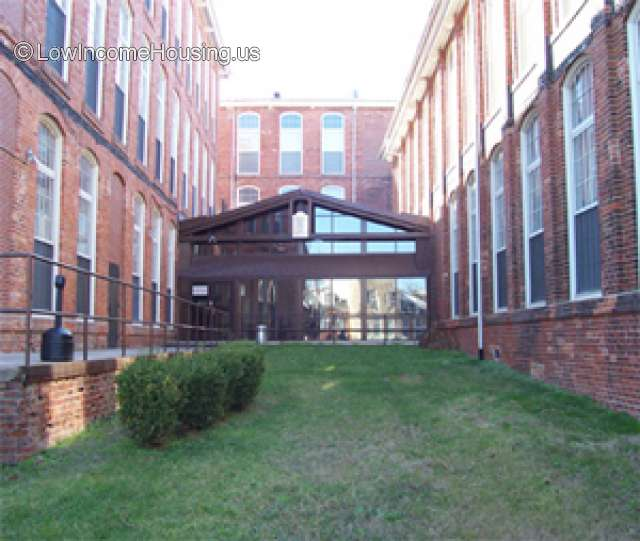 Durham Hosiery Mill - Senior Apartments