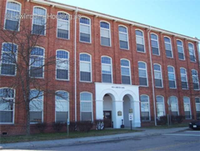 Durham Hosiery Mill - Senior Apartments