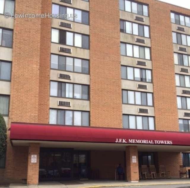 JFK Towers Senior Apartments