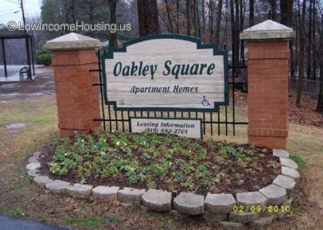 Oakley Square Apartments