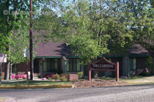 Tera Gardens Apartments 233 Law Rd Fayetteville Nc 28311 Lowincomehousing Us
