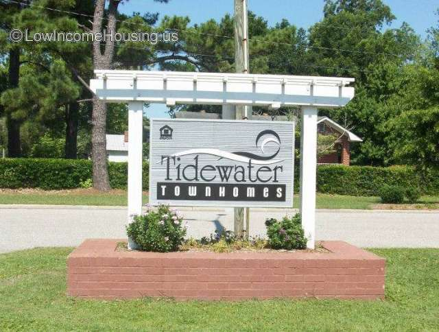 Tidewater Townhomes