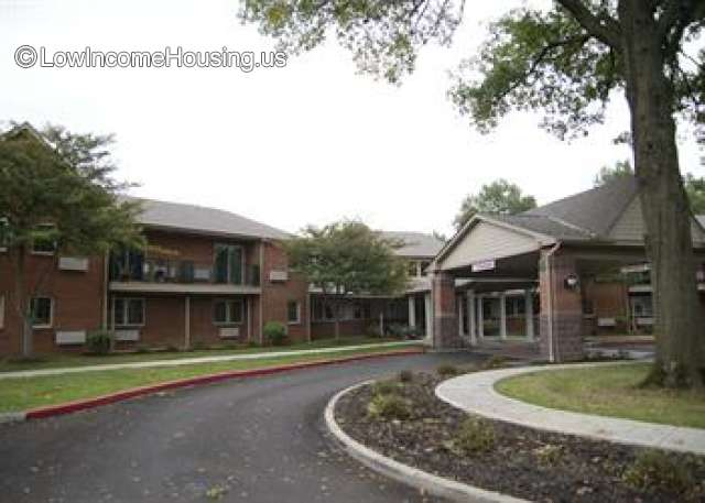 Barnett Plaza Senior Apartments Columbus