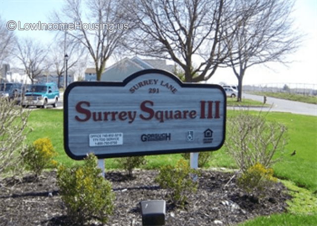 Surrey Square III Apartments