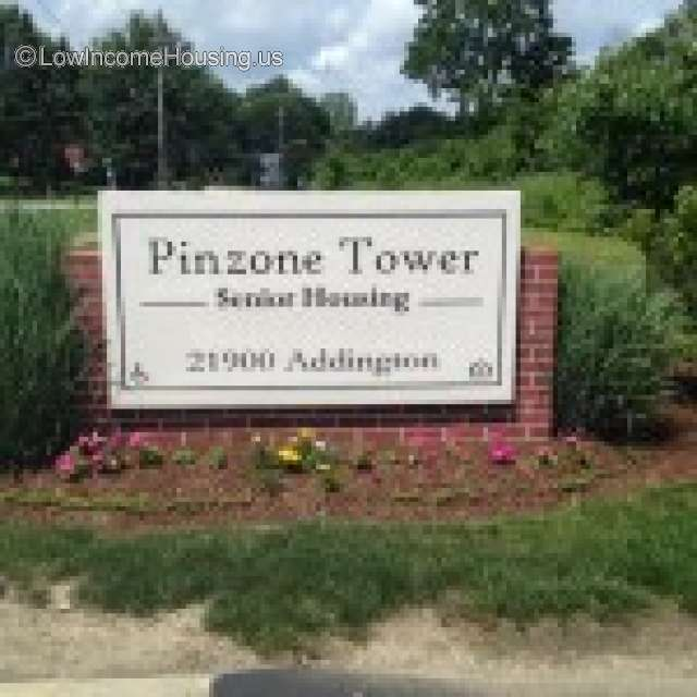Pinzone Towers for Seniors