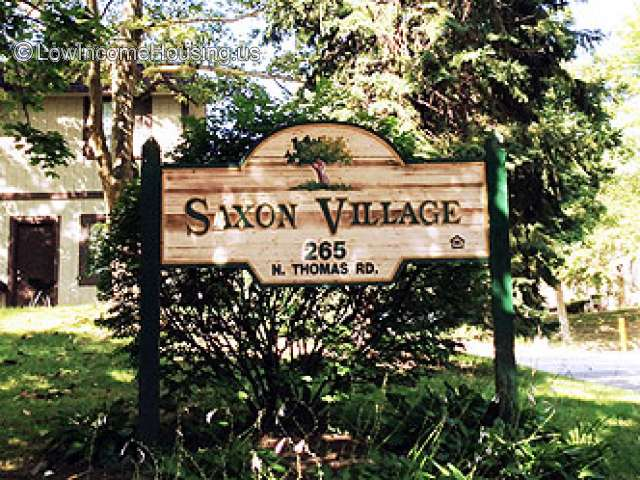 Saxon Village Apartments
