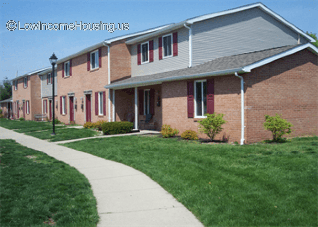 Staunton Commons I Affordable Apartments