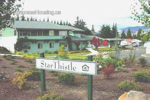 Star Thistle Apartments