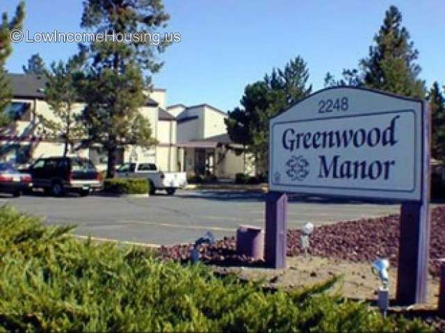 Greenwood Manor Apartments