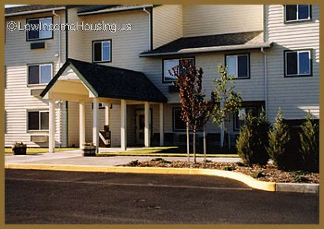 Pilot Butte I Retirement Center