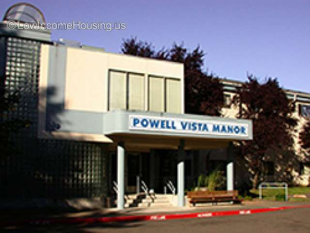 Powell Vista Manor