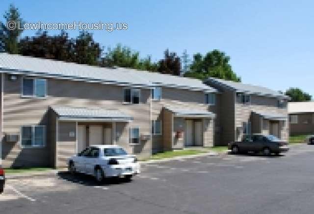Pendleton Square I Apartments