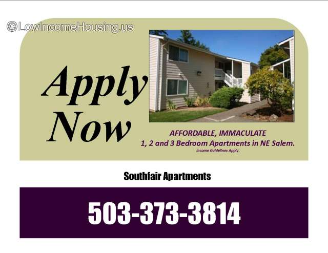 Southfair Apartments