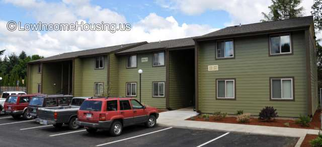 Willamina Villa Apartments