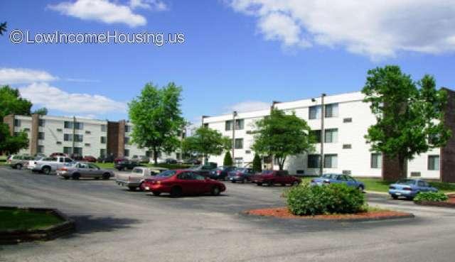 Scottswood Apartments.