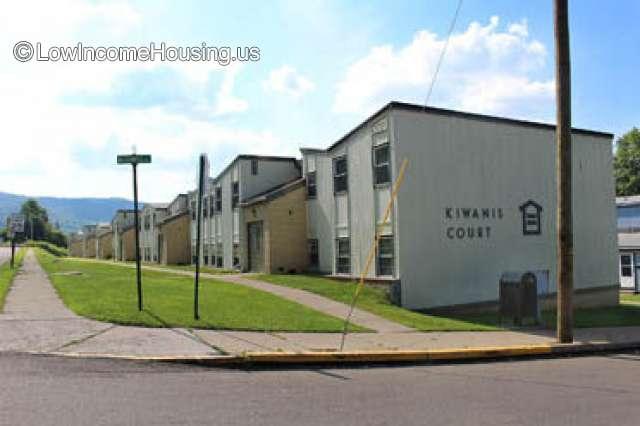 Kiwanis Court