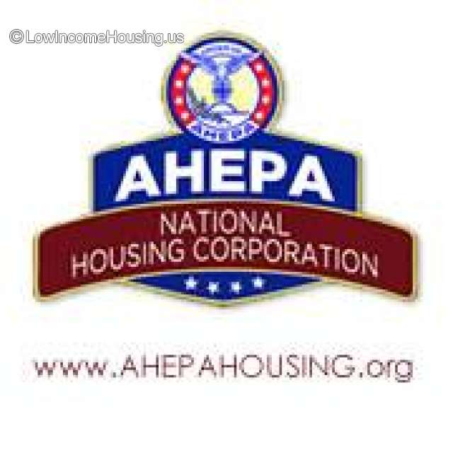 AHEPA 156 Senior Apartments.