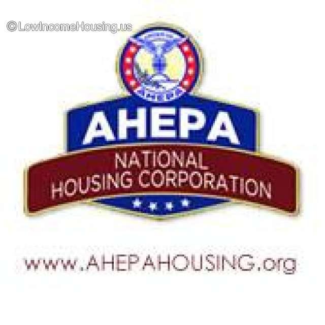 AHEPA 156 Senior Apartments.