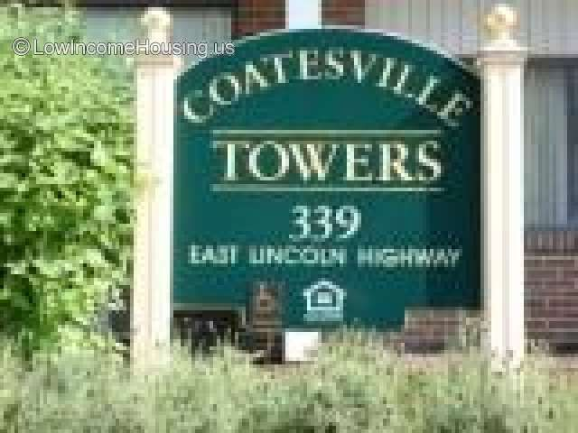 Coatesville Towers Apartments