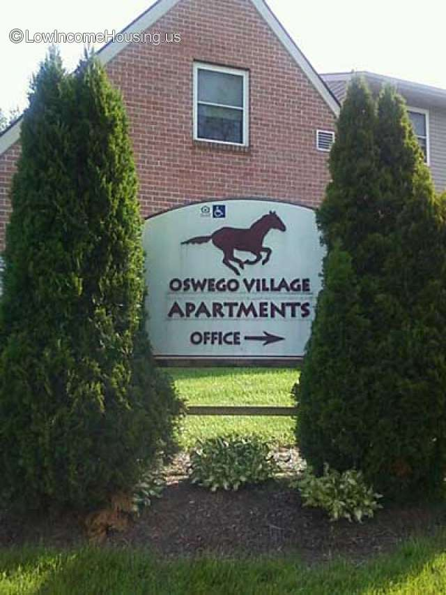 OSWEGO VILLAGE Apartments with access to Rental Office