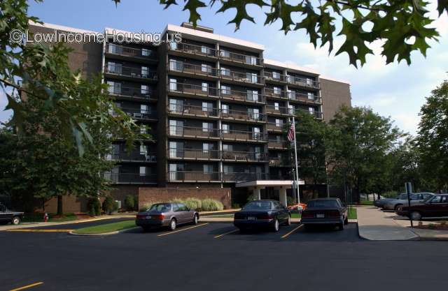 Connellsville Towers Senior Apartments