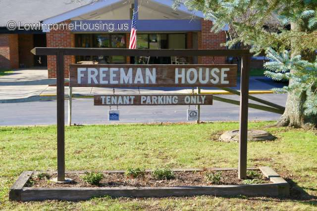 Freeman House Senior Apartments