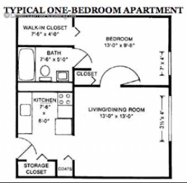 The Meadows Apartments for Seniors
